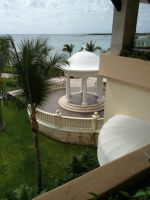 Another view from the second floor balcony
