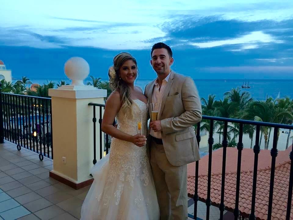 Our wedding! Non professional photos