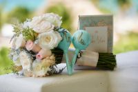 Bouquet, Maracas, & Vows