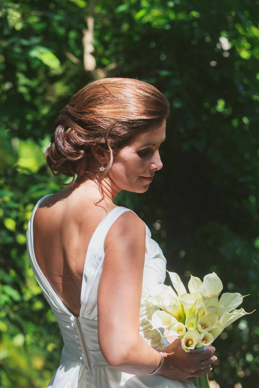 Hair and Makeup style By Adventure weddings - Las Caletas