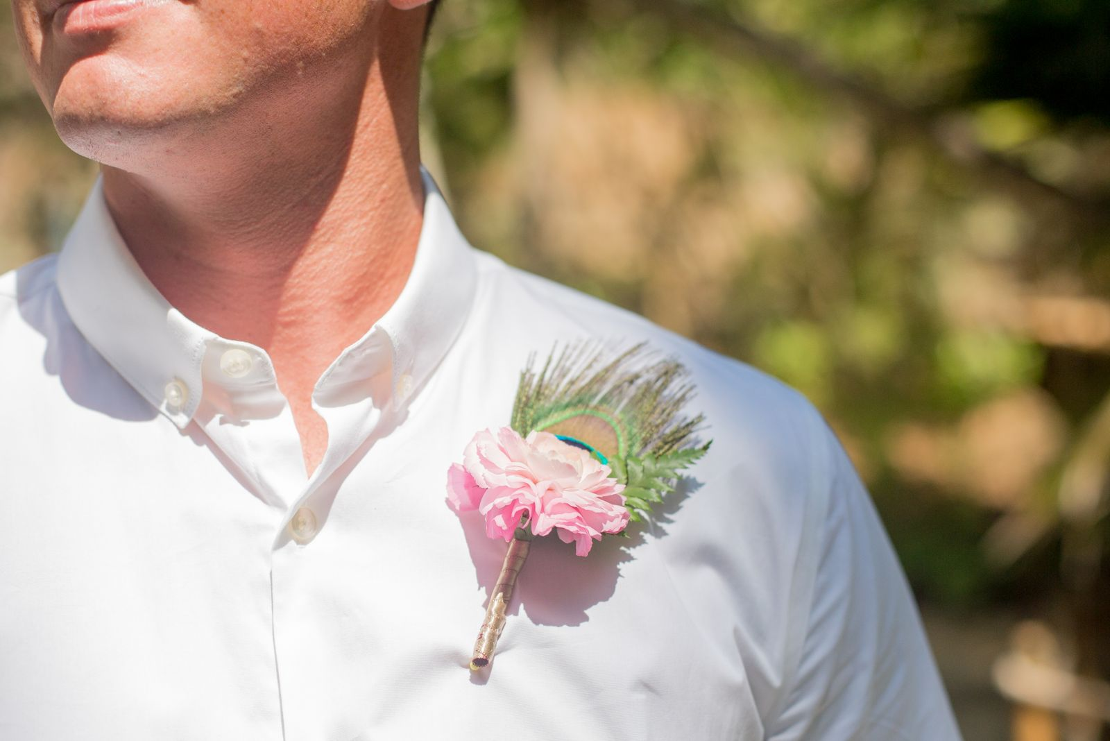 original groom´s boutonniere