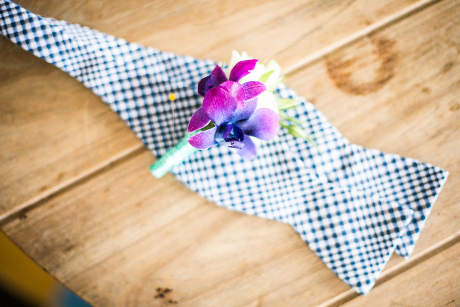 Groom´s boutonniere