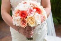 L&M 042516 LasCaletasWeddings- Orange and white roses