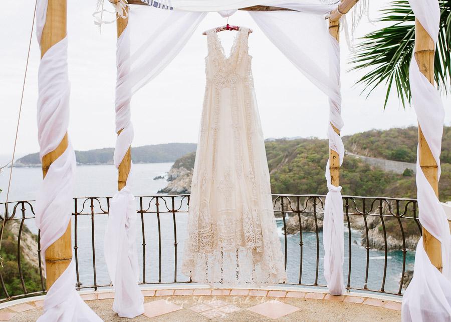 Our destination wedding in Mexico