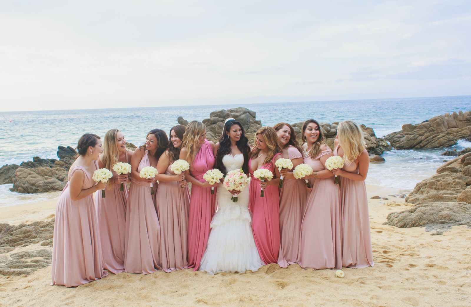 Bridesmaids dresses and some more details