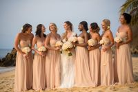 260516 K&J lasCaletas 384 sunset moment with the bridesmaids