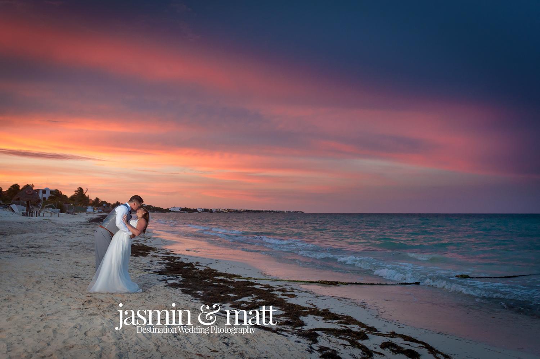 Meghan & Shawn @ Now Sapphire Riviera Cancun
