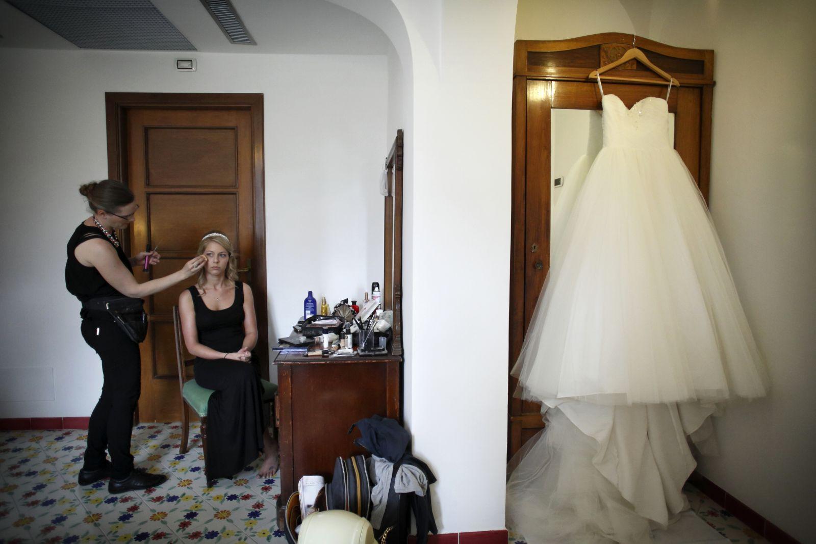 Amy & Bobby Wedding - Ravello, Amalfi Coast