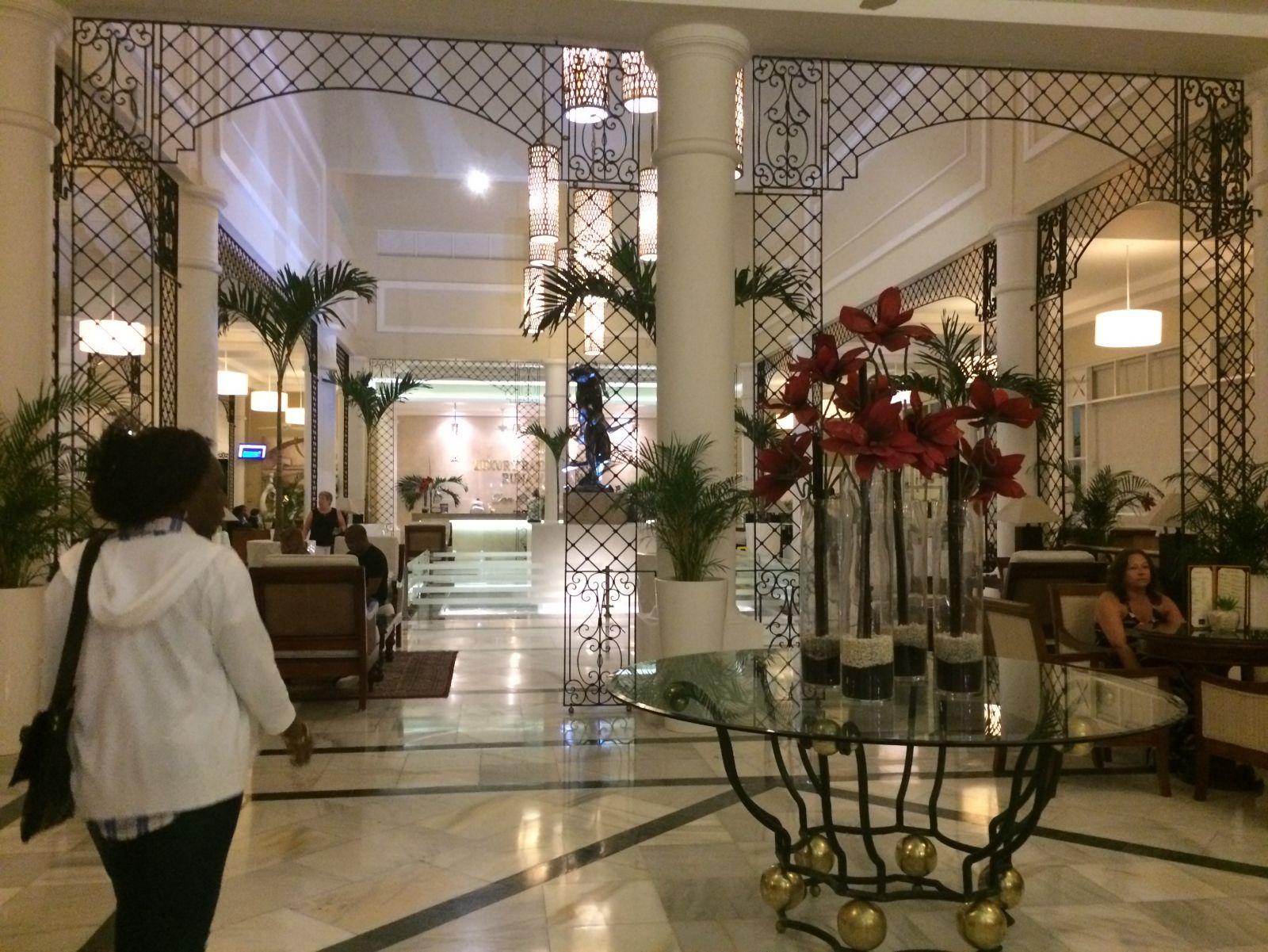 Ground floor of GBP Luxury