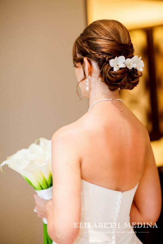 Styling Trio Up-do flower 5