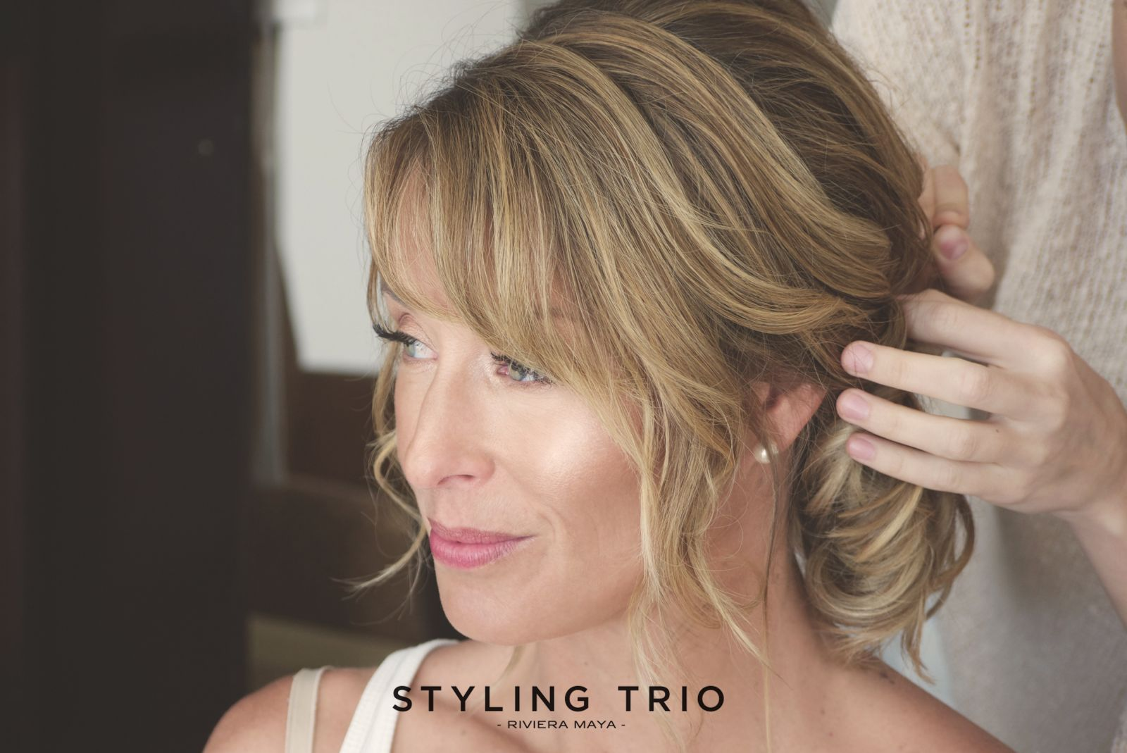 Hair by Styling Trio