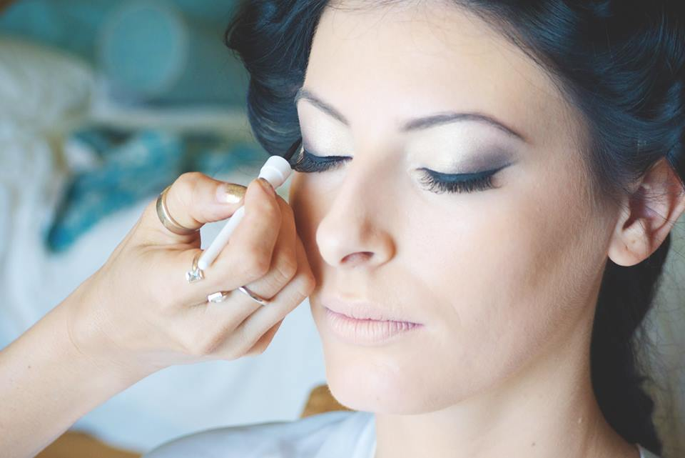 Styling Trio makeup