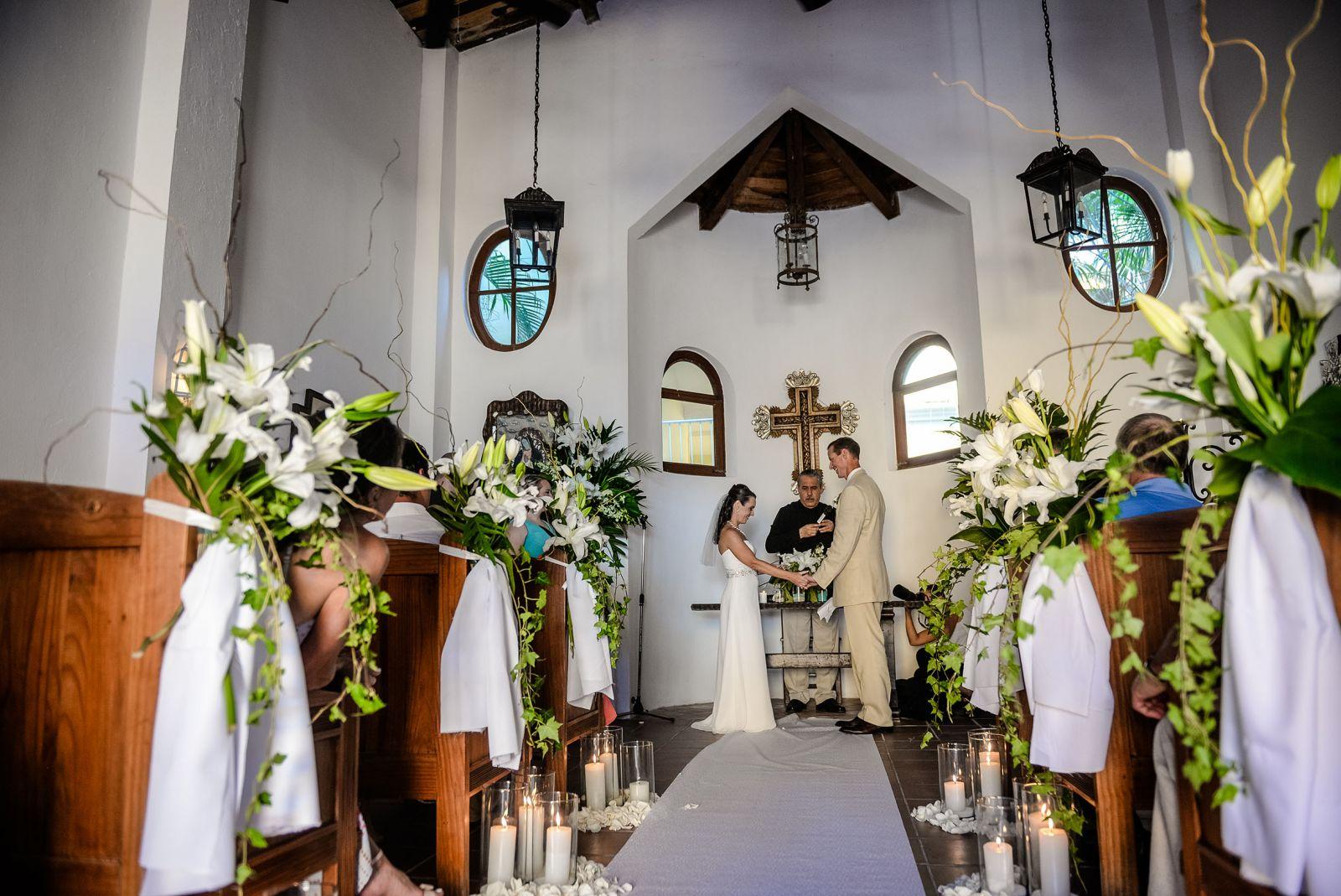 Dreams Tulum chapel