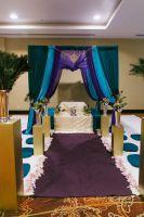 Indian Wedding Ceremony Setup by LatinASIA Weddings