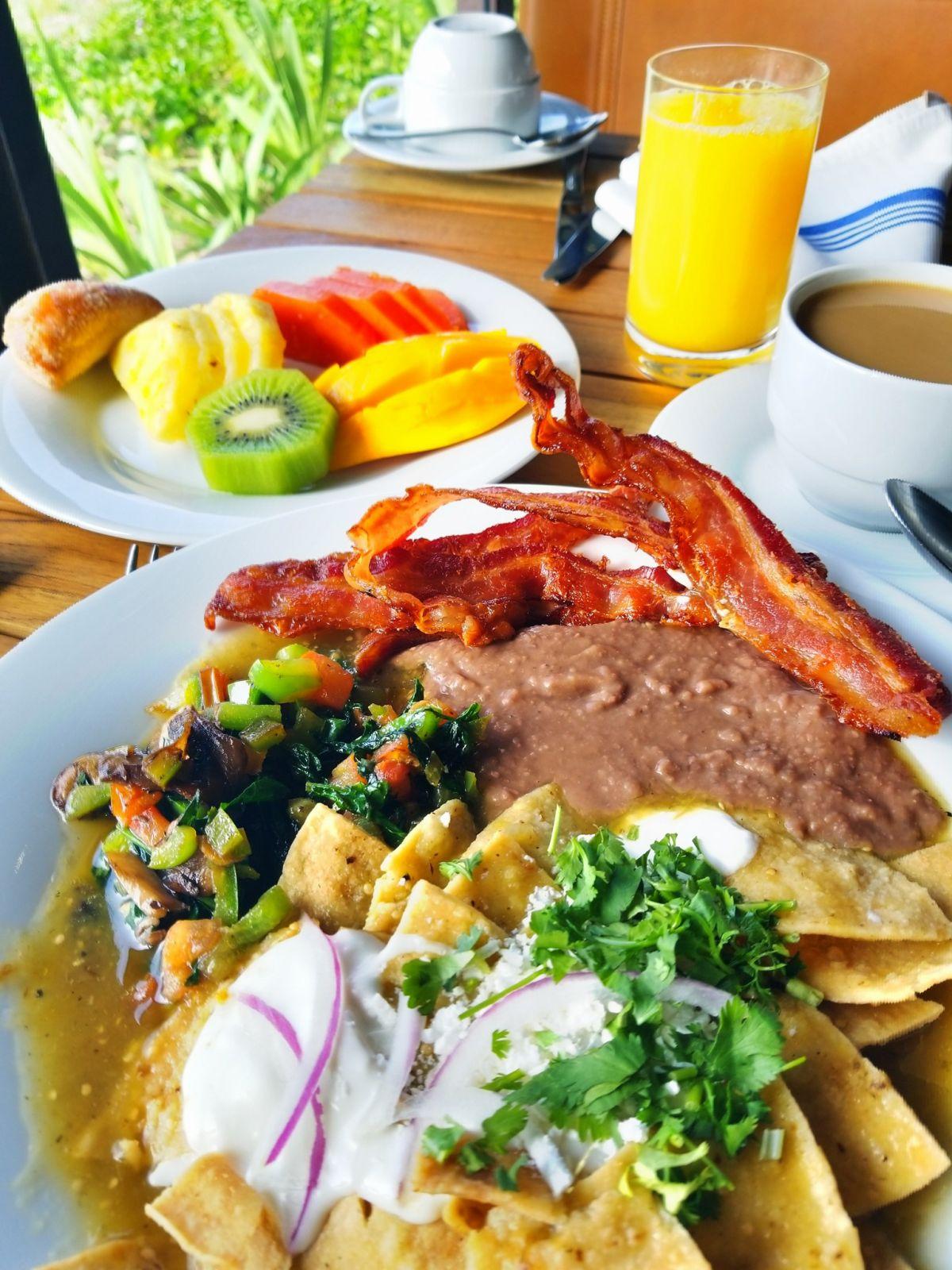 Unico 20 87 breakfast buffet