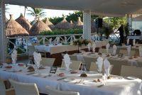 Wedding set up - Grad Bahia Tulum 2017