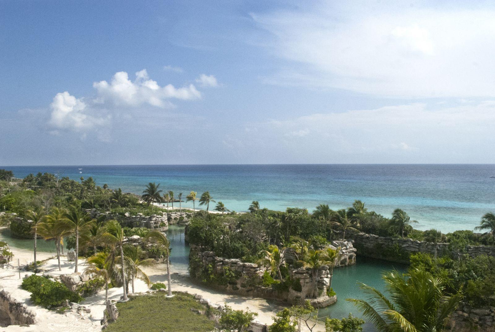 hotel xcaret mexico oceanfront