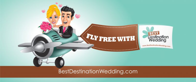 BRIDE & GROOM FLY FREE - GROUPS EXCLUSIVE FOR WRIGHT TRAVEL