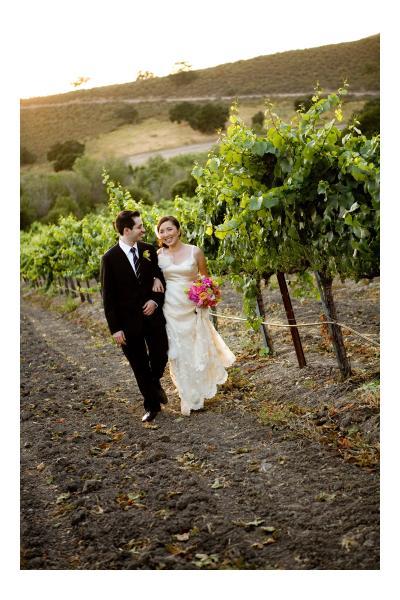 Los Olivos Vineyard Ceremony & Reception