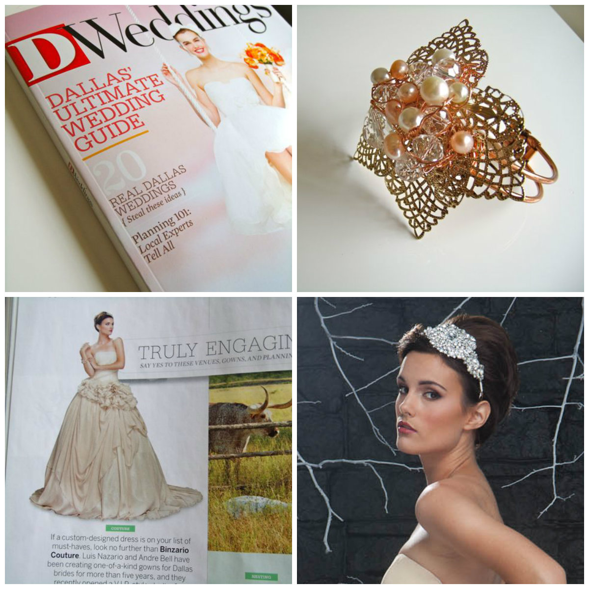 {Red-i} By Chelsea featured in DWeddings Magazine!