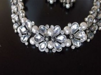 Hollywood in Paris Bridal Necklace