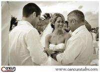 Ocean Coral and Turquesa Destination Wedding
