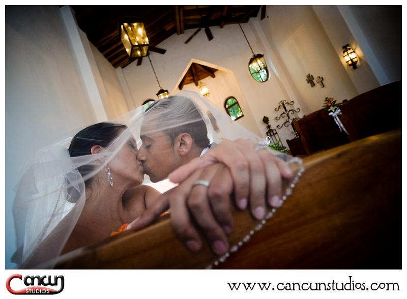 Dreams Tulum Destination Wedding by Cancun Studios Photography  www.cancunstudios.com