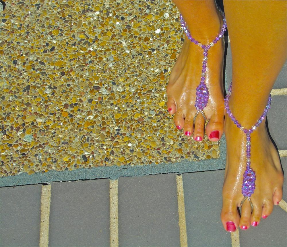 These can be worn in and out of the water!