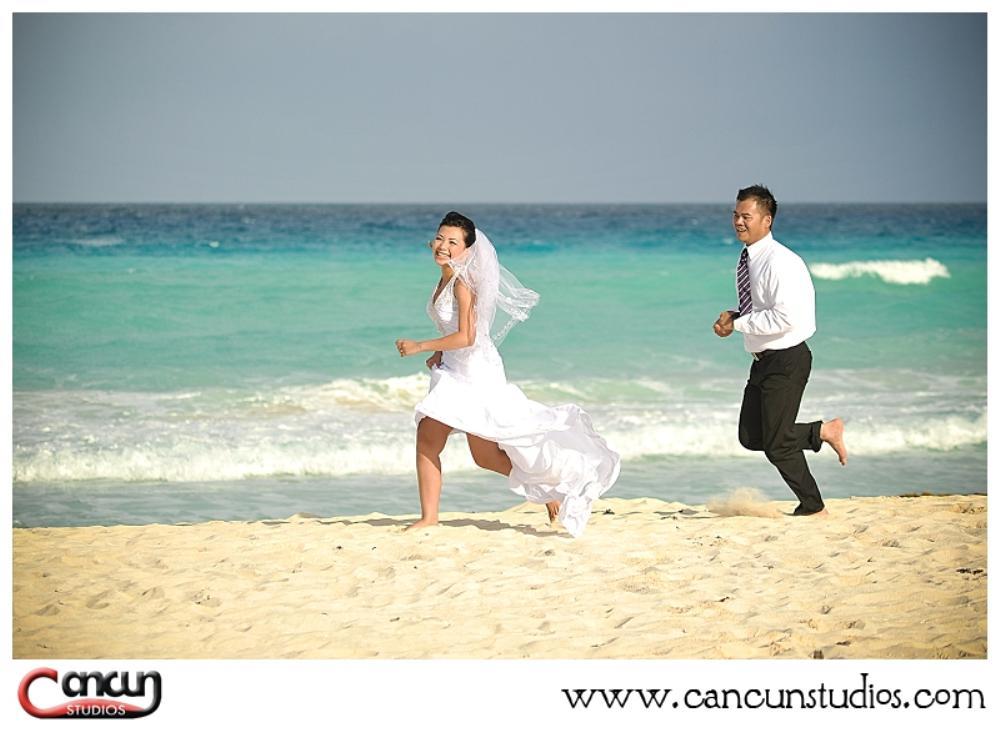 Cancun Studios Destination Wedding Photography