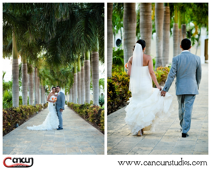 Dreams Tulum Destination Wedding by Cancun Studios Photography 