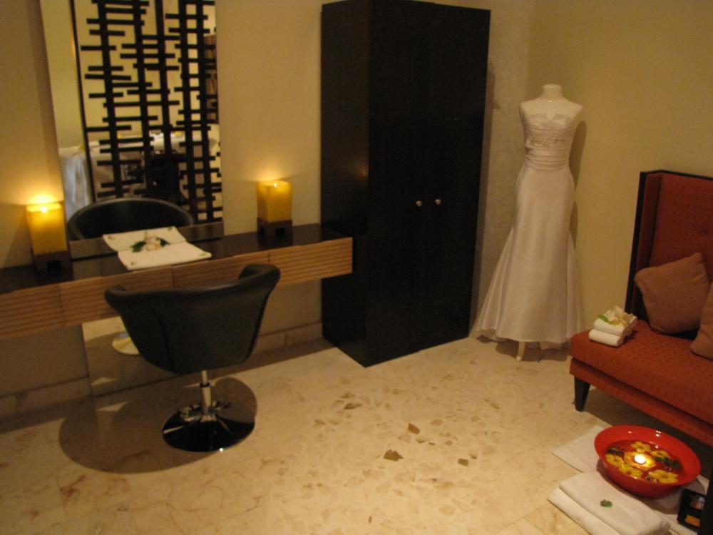 Bridal Suite in Spa
