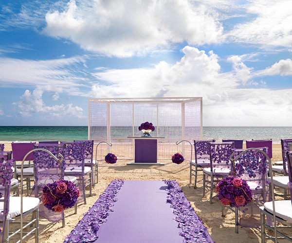 www.crystalwaterweddings.com Experienced travel agents who strongly value providing first class service and have a deep passion for destination weddings.  Lavender Luxe.  Inspired by the soft and organic shapes found in nature, this collection features
