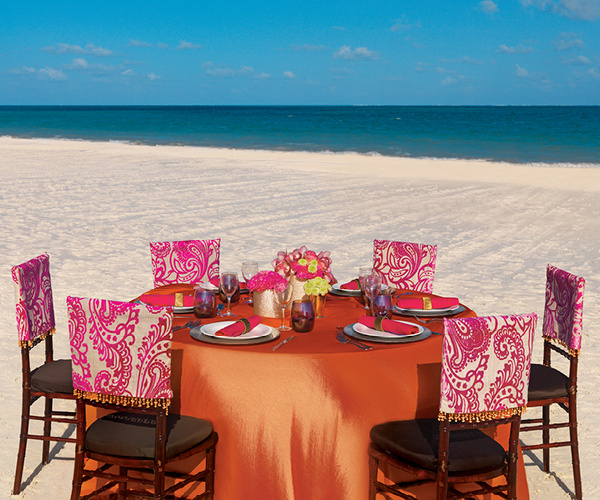 www.crystalwaterweddings.com Experienced travel agents who strongly value providing first class service and have a deep passion for destination weddings.  Sultry Sunset.  The beauty of the sunset comes to life with deep oranges and vibrant pinks. The sa