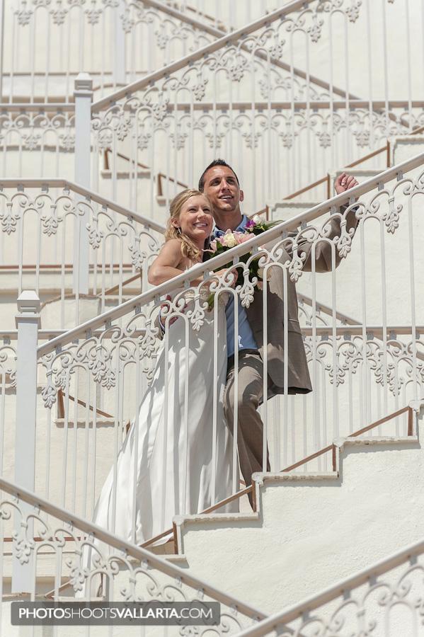 Wedding of Sarah and Josh Hotel Riu Palace Pacifico, Nuevo Vallarta, Mexico Photographer Eva Sica   weddings@photoshootsvallarta.com