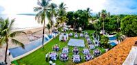 *The perfect private garden for original small, medium or large weddings. james@martoca.com