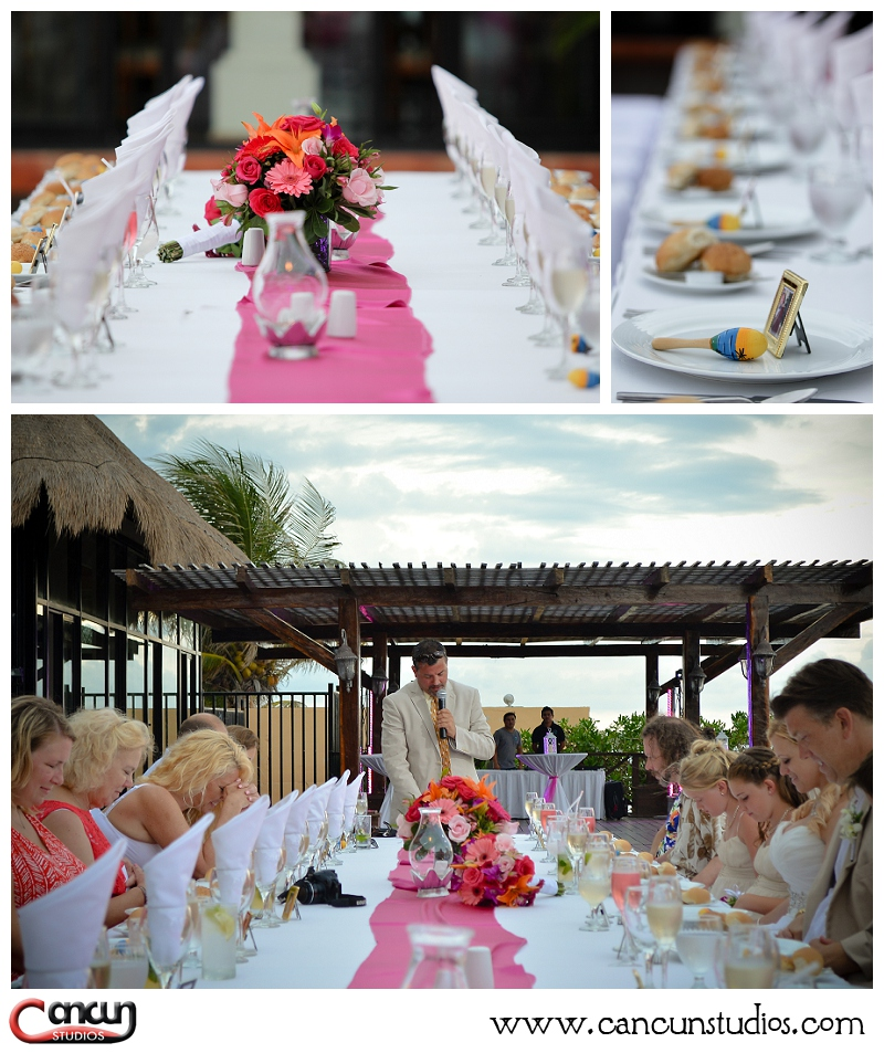 Destination Wedding Photography at the Now Sapphire Resort by Cancun Studios Photography