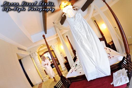 wedding at Royal Cancun, Mexico.