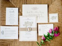 DIY Project - My Letterpress Invitations (Photos)