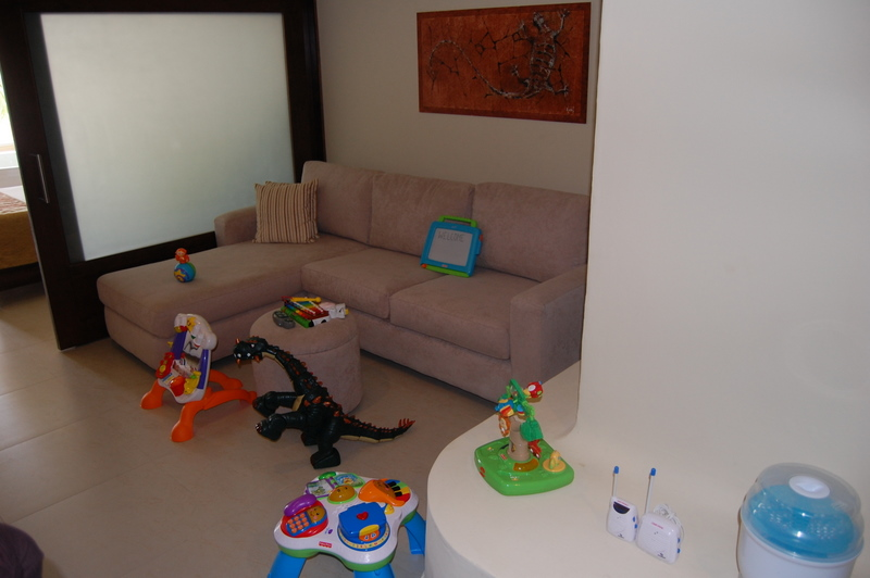 Family Section Room