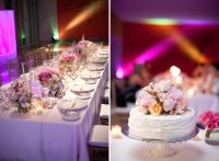 reception table set-up pic's