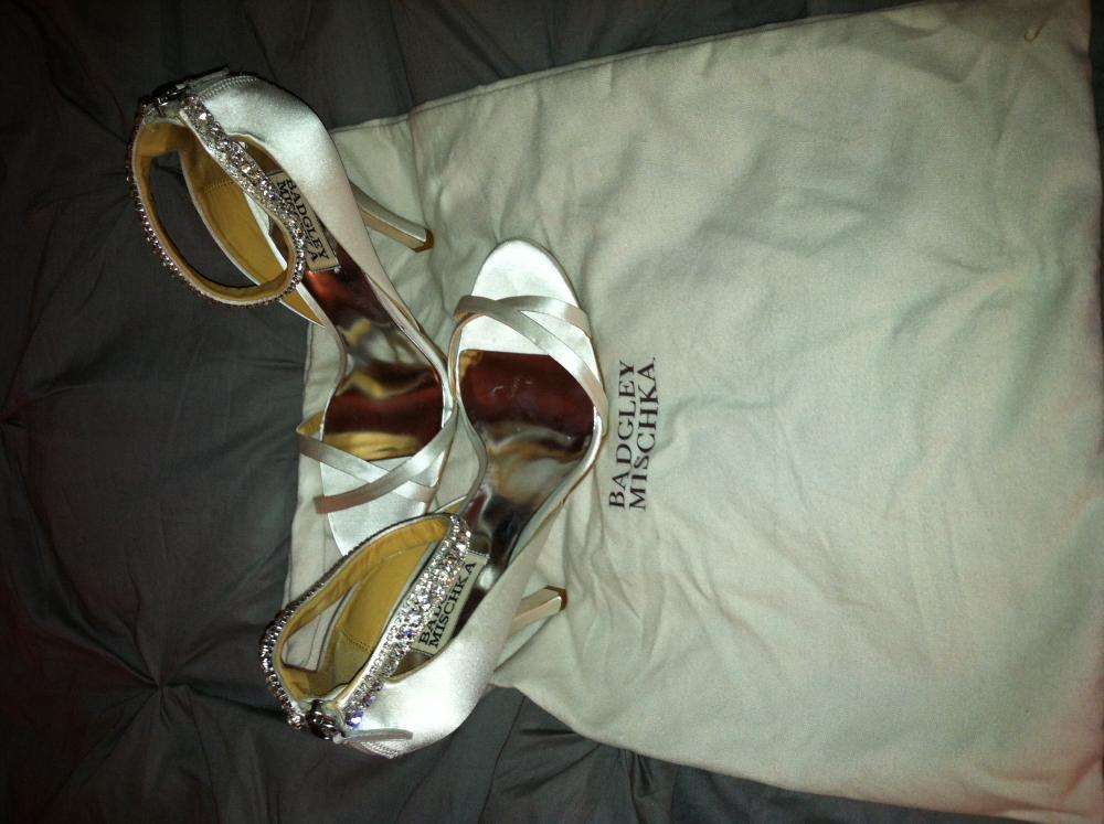 Wedding Shoes Size 7.5